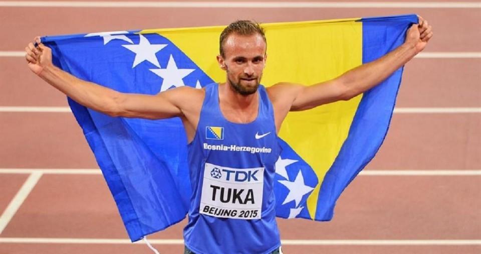 Amel Tuka pobijedio na mitingu u Ostravi i kvalifikovao se na ...